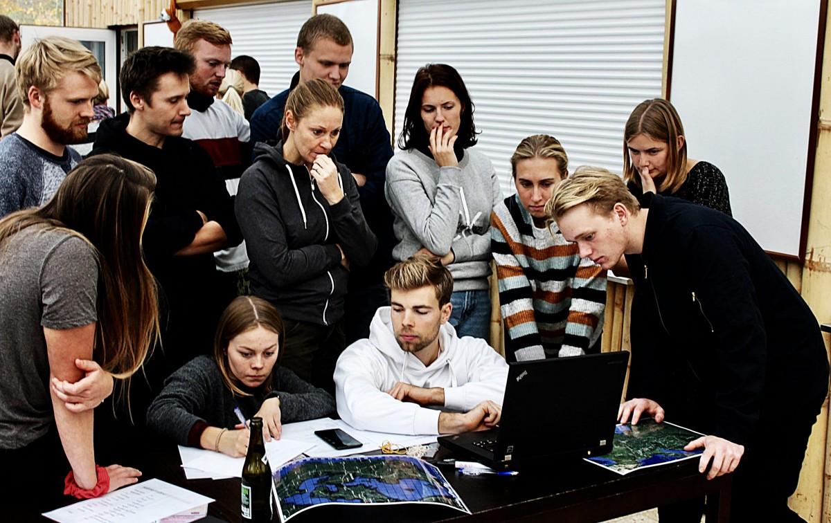 Locked Odense Teambuilding